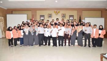41 Mahasiswa Stikes Abdi Nusa Pangkalpinang Terjun ke Lima Desa