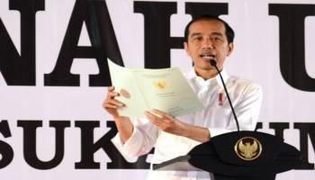500 Warga Bangka Tengah akan Terima Langsung Sertifikat Tanah dari Presiden Joko Widodo
