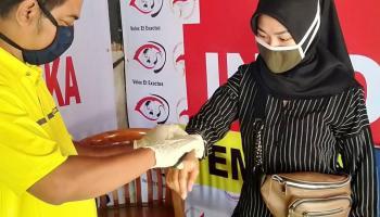 54 ODP di Kabupaten Bangka Akhiri Masa Karantina Mandiri