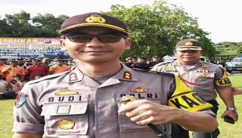 680 Personil Siap Amankan Pemilu 2019 di Kabupaten Bangka