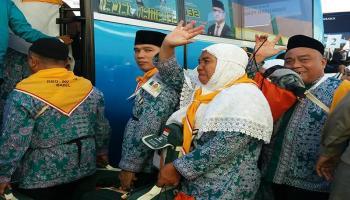 58 Calon Jamaah Haji Asal Mendobarat Gagal Berangkat ke Tanah Suci
