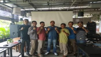 Tujuh Kandidat Siap Bertarung Rebut Posisi Ketua KNPI Bangka Tengah