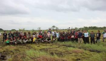 72 Peserta Ikuti Persami di Tepian Sungai Upang