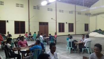 72 Tim Meriahkan Lomba Gaple HUT ke-74 RI Desa Nibung