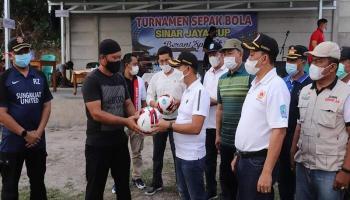 76 Tim Ramaikan Sinar Jaya Cup 2021