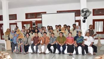 90 Mahasiswa UGM Selesaikan KKN di Kabupaten Bangka