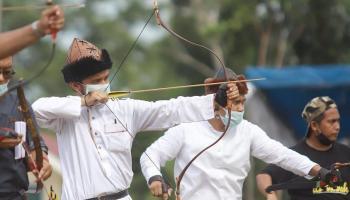 92 Atlet Panah Ikut ASD 2020 Babel, Mencari 'Robin Hood' Bangka Belitung