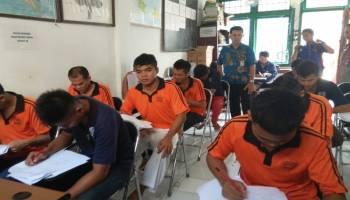 94 Warga Binaan Lapas Bukit Semut Ikuti USBN