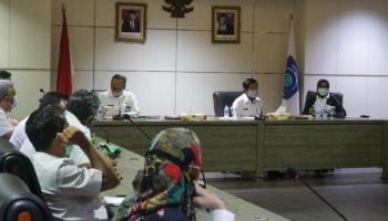 Ada Audit BPK, Wagub Abdul Fatah Ajak OPD Kooperatif Berikan Informasi