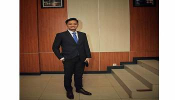 Aditya Rizki Harap Masyarakat Kawal Proses Penyelesaian Insiden Sijuk