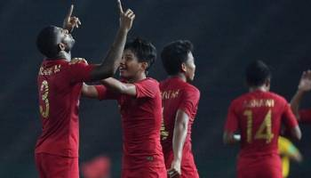 AFF Cup U-22: Kalahkan Kamboja, Timnas Indonesia Berjumpa Vietnam di Semi Final