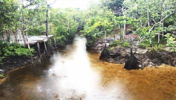 Aik Rusa Beruhun :Gairah Sadar Wisata Dari Desa Terong