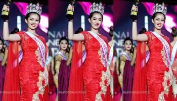 Air Mata Grace Mengalir, Saat Namanya Disebut Juara Indonesia Girl 2018