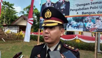 AKBP Aris Sulistyono Dimutasi sebagai Kapolres Bangka