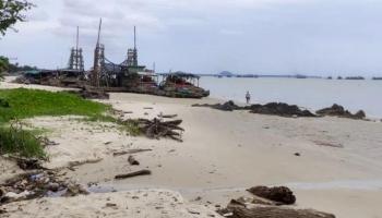 Akibat Tambang Laut di Toboali, Nelayan Terancam Kehilangan Mata Pencaharian