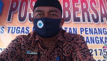 AKR Warga Sungailiat Menambah 1 Kasus Covid-19 Di Kabupaten Bangka