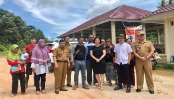 Aktivitas Dagang Lesu, Komisi 1 DPRD Bateng Sidak ke Pasar Tradisional Pedindang