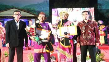Alfin Dwi Rahmawan dan Dilla Augustine Kolina, Duta Pengawasan Pemilu Partisipatif 2018