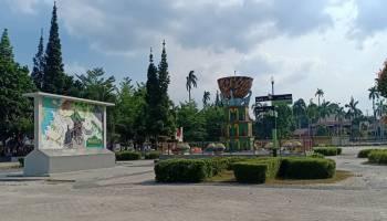 Alun-Alun Taman Merdeka Bakal Punya Wajah Baru