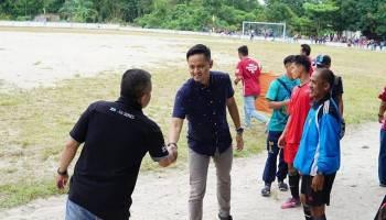 Anggota DPRD Berharap Babel United dan Pemerintah Bersinergi Majukan Sepakbola Babel