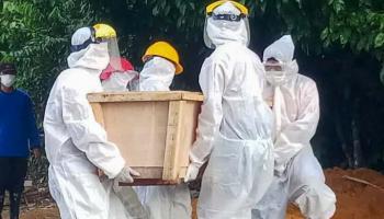 Angka Kematian Pasien Covid-19 di Bangka Terus Meningkat