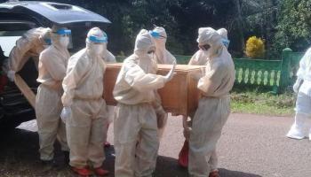 Angka Kematian Pasien Covid-19 di Kabupaten Bangka Terus Bertambah