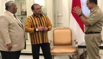 Anies Ajak Gubernur Babel, Ikut Dilibatkan Dalam Penyusunan Kelengkapan Dewan Pengurus APPSI
