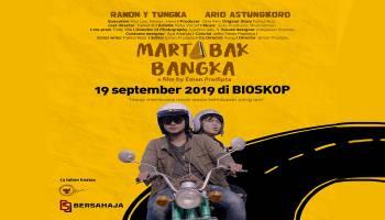 Animo Penonton Besar, BES Cinema Sediakan Dua Studio Untuk Film Martabak Bangka