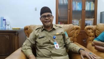 Antisipasi Covid-19, Gedung DPRD Sudah Disemprot Disinfektan Dua Kali