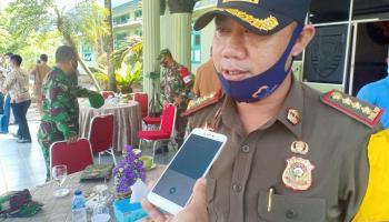 Antisipasi Gepeng di Pangkalpinang, Personel Satpol PP Disebarkan