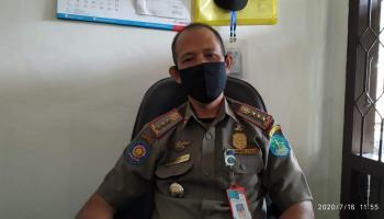 Antisipasi Karhutla, Ini yang Dilakukan Kepala Satpol PP Bangka