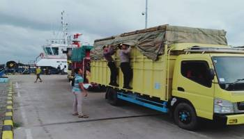 Antisipasi Tindak Kriminalitas, Polres Babar Perketat Pengamanan Pelabuhan