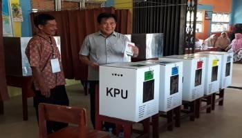 Antusiasme Pemilih Tinggi, Bupati Yakin Partisipasi Masyarakat Bangka Tengah Capai 80 Persen