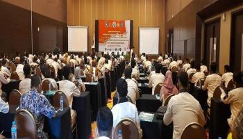 Apdesi Babar Gelar Bimtek Penyuluhan Hukum Dalam Pengelolaan Dana Desa 2021