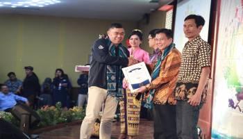 Aplikasi Si Dolpin Pemkab Bateng Raih Penghargaan Inovasi Bahari Awards