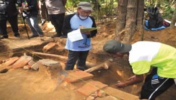 Arkeolog Temukan Bangunan Misteri Abad ke 16