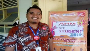 Asah Karya Ilmiah dan Wirausaha, Honda Gelar Sosialisasi AHMBS untuk Pelajar SLTA