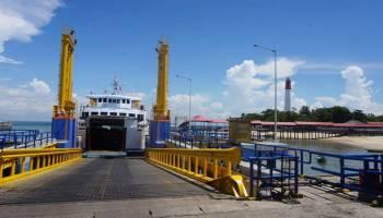ASDP: Kapolda Minta Bongkar Muat di Pelabuhan Muntok Dipercepat