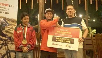 ASIAN GAMES 2018: Polygon Apresiasi Atlet Downhill Indonesia