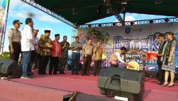 Asisten II Budiman Ginting Buka Bangka Expo 2018