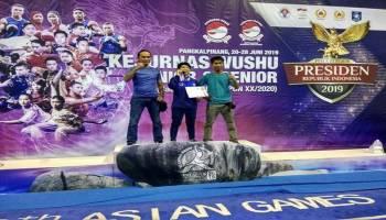 Atlet Basel Pastikan Satu Tempat di PON Papua