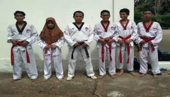 Atlet Taekwondo Juara Nasional Ikut Kejuaraan International dengan Biaya Sendiri