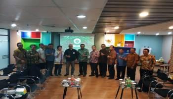 Audensi Ke Dirjen PMD, Wakil Bupati Bangka Usulkan Program Pengadaan Tranportasi Desa