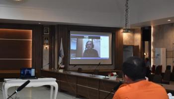 Babel Masuk Zona Merah, Gubernur Erzaldi : Satu Pasien Positif Corona di Belitung.