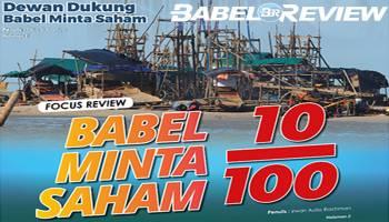 Babel Minta Saham 10 Persen PT Timah Tbk