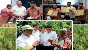 Babel MoU, Tingkatkan Kualitas Produk Pertanian