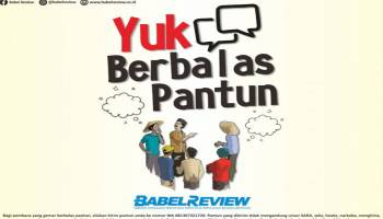Babel Review Berbalas Pantun (27)