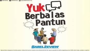 Babel Review Berbalas Pantun (28)