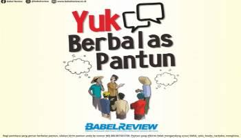 Babel Review Berbalas Pantun (5)