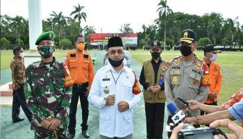 Babel Terbaik Kedua se-Indonesia Dalam Penanganan Covid-19